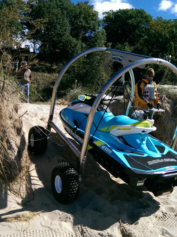 Beach Rover Climbing